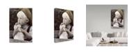 "Trademark Global Sharon Forbes 'Bashful Buddies' Canvas Art - 22"" x 32"""