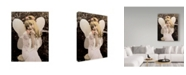"Trademark Global Sharon Forbes 'Shelbi' Canvas Art - 24"" x 32"""