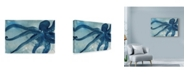"Trademark Global Marietta Cohen Art And Design 'Octopus Water Color 1' Canvas Art - 47"" x 30"""