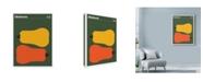 "Trademark Global Print Collection - Artist 'Oklahoma Squash' Canvas Art - 24"" x 32"""