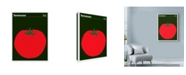 """Trademark Global Print Collection - Artist 'Tennessee Fruit Tomato' Canvas Art - 24"""" x 32"""""""