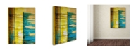 "Trademark Global Nicole Dietz 'The Waterfall' Canvas Art - 47"" x 35"""