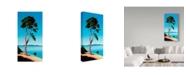 "Trademark Global Ron Parker 'Island Arbutus' Canvas Art - 12"" x 24"""