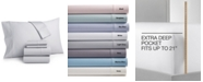 Fairfield Square Collection Brookline 1400-Thread Count 6-Pc. King Extra Deep Pocket Sheet Set