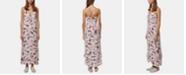 O'Neill Juniors' Ryder Lace-Up Maxi Dress