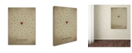 "Trademark Global Christian Jackson 'Pied Piper' Canvas Art - 35"" x 47"""