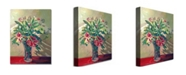 "Trademark Global David Lloyd Glover 'A Glass Full of Spring' Canvas Art - 24"" x 18"""