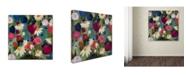 """Trademark Global Carrie Schmitt 'Reflection' Canvas Art - 24"""" x 24"""""""