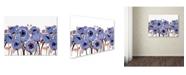"Trademark Global Natasha Wescoat '005' Canvas Art - 14"" x 19"""