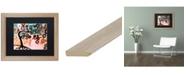 "Trademark Global Natasha Wescoat '138' Matted Framed Art - 16"" x 20"""