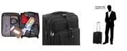"Travelpro Crew Versapack® 22"" 2-Wheel Max Softside Carry-On"