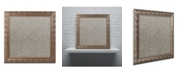 """Trademark Global Color Bakery 'Group 03 B' Ornate Framed Art - 11"""" x 11"""""""
