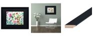 """Trademark Global Carrie Schmitt 'Wild Divinity' Matted Framed Art - 16"""" x 20"""""""