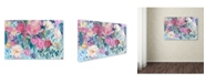 "Trademark Global Carrie Schmitt 'Enough Is Enough' Canvas Art - 16"" x 24"""