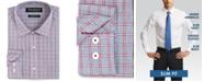 Nick Graham Men's Slim-Fit Plaid Shirt