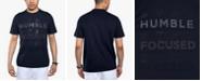 Sean John Men's Stay Humble Rhinestone T-Shirt
