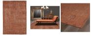 "Kaleen Restoration RES01-31 Pumpkin 5'6"" x 8'6"" Area Rug"