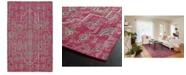 Kaleen Relic RLC01-92 Pink 4 'x 6' Area Rug