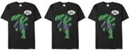 Marvel Men's Comic Collection The Hulk Smash Short Sleeve T-Shirt