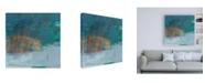 "Trademark Global Sue Jachimiec Demesne II Canvas Art - 19.5"" x 26"""