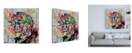 "Trademark Global Taka Sudo Holy Canvas Art - 19.5"" x 26"""