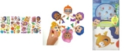 York Wallcoverings Bubble Guppies Peel and Stick Wall Decals