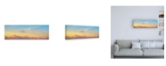 "Trademark Global Philippe Hugonnard Viva Mexico 2 Sky at Sunset Canvas Art - 36.5"" x 48"""