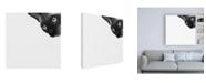 "Trademark Global Jon Bertell Be Brave Siamese Canvas Art - 19.5"" x 26"""