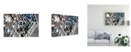 "Trademark Global Linda Wride XXX Architecture Canvas Art - 15"" x 20"""