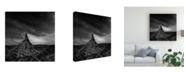 "Trademark Global Martin Zalba Castildetierra Mountain Canvas Art - 27"" x 33"""