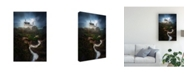 """Trademark Global Juan Pablo De Neuschwanstein Canvas Art - 37"""" x 49"""""""