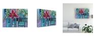 "Trademark Global Marnie Bourque From My Garden Canvas Art - 20"" x 25"""