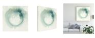 "Trademark Global June Erica Vess Nimbus I Canvas Art - 15"" x 20"""