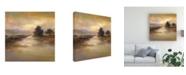 "Trademark Global Sheila Finch Waters Edge I Canvas Art - 20"" x 25"""