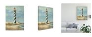 "Trademark Global Danhui Nai Lighthouse I Canvas Art - 19.5"" x 26"""