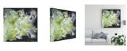 "Trademark Global Lila Bramma Ascension Abstract III Canvas Art - 15.5"" x 21"""