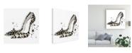 "Trademark Global Jennifer Paxton Parker Glamourous III Canvas Art - 15.5"" x 21"""