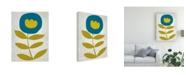 "Trademark Global Chariklia Zarris Summer Soiree V Canvas Art - 27"" x 33.5"""