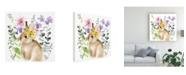 "Trademark Global Jennifer Paxton Parker Animals Canvas Art - 19.5"" x 26"""