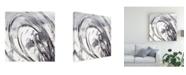 "Trademark Global Ethan Harper Sonar II Canvas Art - 15.5"" x 21"""