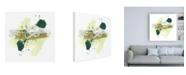 "Trademark Global June Erica Vess Midori VIII Canvas Art - 19.5"" x 26"""