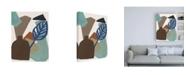 "Trademark Global Melissa Wang Mod Collage VI Canvas Art - 15.5"" x 21"""
