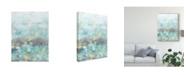 """Trademark Global Naomi Mccavitt Cerulean Reflections I Canvas Art - 20"""" x 25"""""""