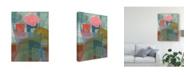 "Trademark Global Rob Delamater Turkish Citadel Canvas Art - 20"" x 25"""