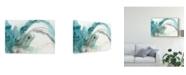 "Trademark Global June Erica Vess Hydro III Canvas Art - 20"" x 25"""