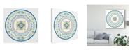 "Trademark Global Daphne Brissonnet Mediterranean Breeze VI Canvas Art - 15"" x 20"""