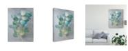 "Trademark Global Danhui Nai Fresh I Light Canvas Art - 20"" x 25"""