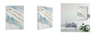 """Trademark Global Mike Schick Drift V2 Canvas Art - 20"""" x 25"""""""