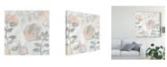 "Trademark Global June Erica Vess Chromatic Fresco I Canvas Art - 15"" x 20"""