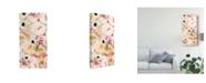 """Trademark Global Prunis Dulcis Bouquet Fluffy II Canvas Art - 20"""" x 25"""""""